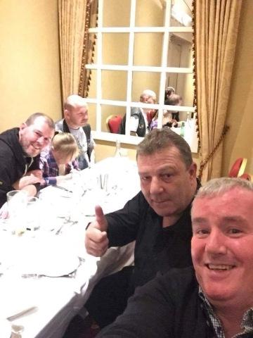 Mark Churchill, Martin Byrne Brian Kerr Joe Swords