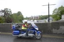 Crossing the Shannon