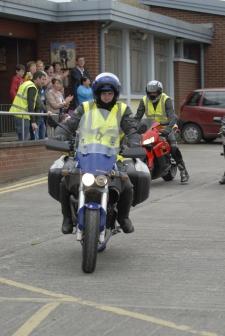 Setting off on the run 2011