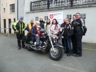 Its the best wee motorcycle run in Ireland