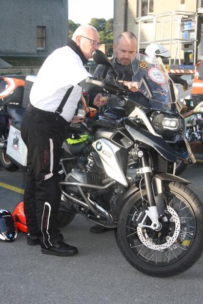Setting the GPS Michael McCormick & Joe Swords