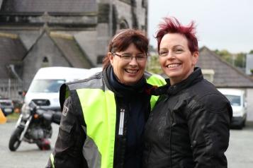 Elaine Leavy & Geraldine Martin