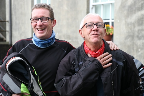 Shane Jones & Martin Yourell
