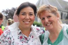 Alison Mathews & Ruth McKeever