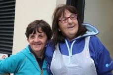 Maggie Wilton & Ann Hoey