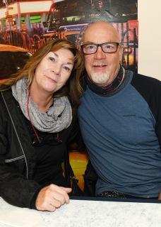 Shirley and James Hetherington at the Run of the Country Breakfast at Malta Services Photo Jimmy weldon